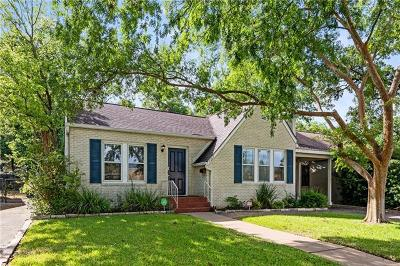 Austin Single Family Home For Sale: 1407 Newfield Ln