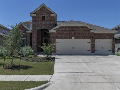 San Marcos Single Family Home For Sale: 3617 Cinkapin Dr