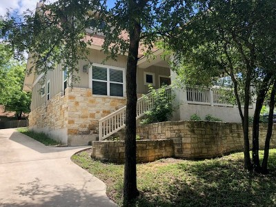 San Marcos Single Family Home For Sale: 203 Yale St