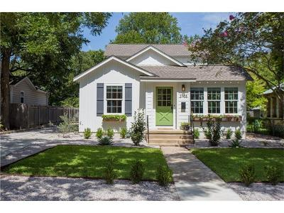 Travis County, Williamson County Single Family Home Pending - Taking Backups: 3108 Dancy St