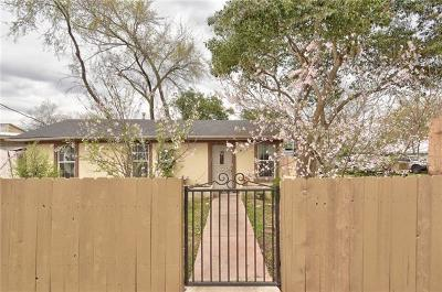 Austin TX Single Family Home For Sale: $229,999