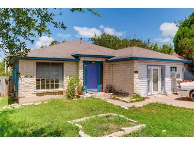 Pflugerville Single Family Home Pending - Taking Backups: 13908 Cambourne Dr