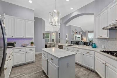 Austin Single Family Home For Sale: 16301 Fincastle Dr