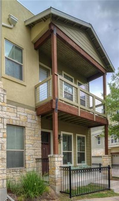Travis County Condo/Townhouse Coming Soon: 2520 Bluebonnet Ln #34