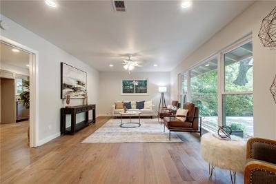 Austin Single Family Home For Sale: 3814 Avenue H