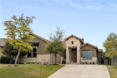 Spicewood Single Family Home For Sale: 22212 Red Yucca Rd