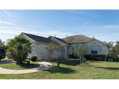 Cedar Creek Single Family Home Active Contingent: 108 Martin Crossing Dr