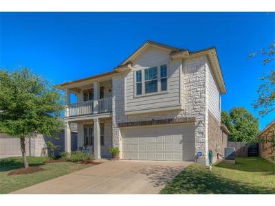Pflugerville Single Family Home For Sale: 4516 Tiddle Ln