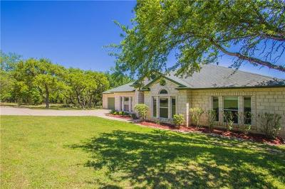 Dripping Springs Single Family Home For Sale: 1025 Windmill Rd