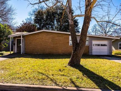 Single Family Home Pending - Taking Backups: 2603 Ellise Ave