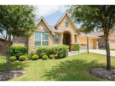 Hutto Single Family Home For Sale: 204 Lismore St