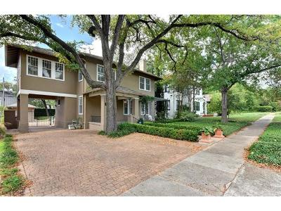 Travis County, Williamson County Single Family Home For Sale: 105 Laurel Ln