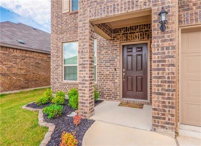 Hutto Single Family Home For Sale: 109 Methodius Dr