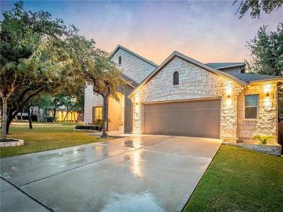 Cedar Park Single Family Home Pending - Taking Backups: 4201 Galiceno Ln