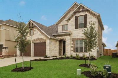 Pflugerville Single Family Home For Sale: 17105 Casanova Cv