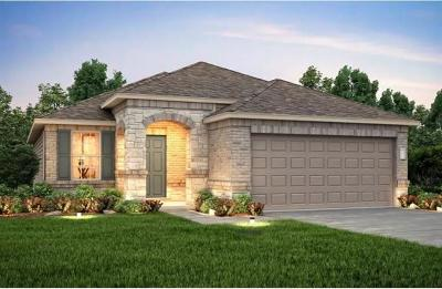 Single Family Home For Sale: 1808 Cliffbrake Way
