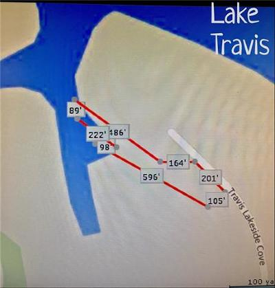 Travis County Residential Lots & Land For Sale: 24714 A Travis Lakeside Cv