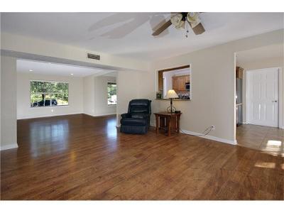 Cedar Park Single Family Home Pending - Taking Backups: 1100 N Riviera Cir