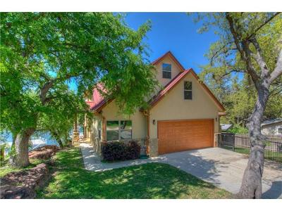 Burnet Single Family Home For Sale: 140 Lost Trl