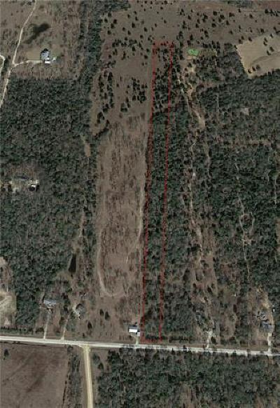 Bell County, Burnet County, Coryell County, Lampasas County, Mills County, Williamson County, San Saba County, Llano County Residential Lots & Land For Sale: County Rd 481