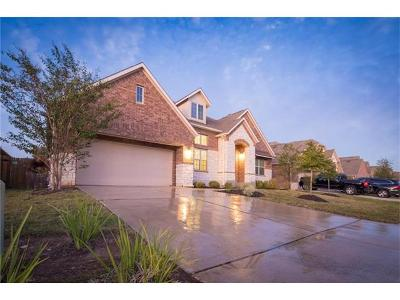 Hays County, Travis County, Williamson County Single Family Home For Sale: 8704 Vantage Point Dr