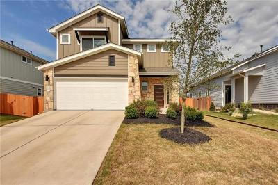 Hays County, Travis County, Williamson County Single Family Home For Sale: 7108 Sienna Rouge Path