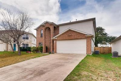 Kyle Single Family Home For Sale: 328 Spruce Dr