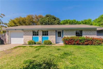 Austin Single Family Home Pending - Taking Backups: 2204 Sorret Tree Ct
