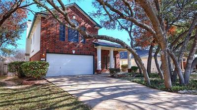 Cedar Park Single Family Home Pending - Taking Backups: 712 Leann Ln