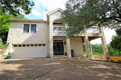 Austin Single Family Home For Sale: 4204 Canyonside Trl