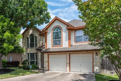 Travis County Single Family Home Pending - Taking Backups: 1620 Maize Bend Dr