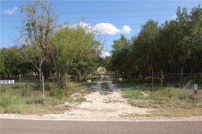 Williamson County Residential Lots & Land For Sale: TBD Cr 254