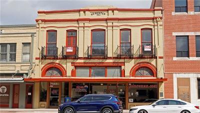 New Braunfels Rental For Rent: 142 1/2 W San Antonio St