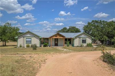 Blanco TX Single Family Home For Sale: $399,000