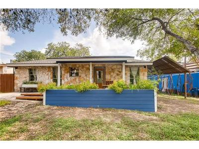 Austin TX Single Family Home For Sale: $449,000