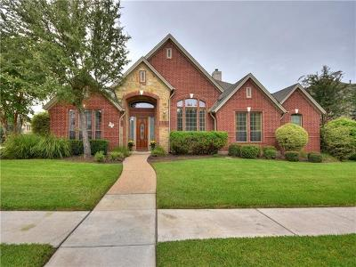 Round Rock Single Family Home Pending - Taking Backups: 1269 Pine Forest Cir
