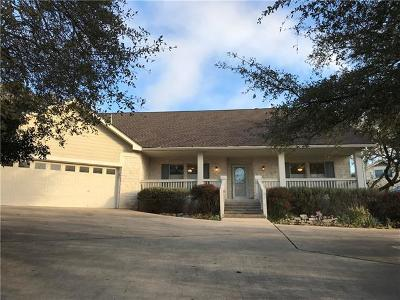Hays County, Travis County, Williamson County Single Family Home Pending - Taking Backups: 6702 Convict Hill Rd