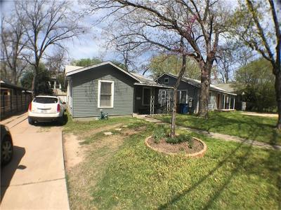 Austin Multi Family Home For Sale: 4604 Duval St