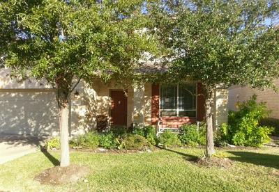 Austin Single Family Home For Sale: 27 Cypress Knee Ln #95