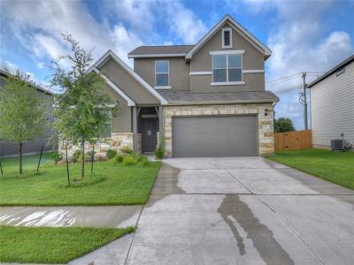Liberty Hill Single Family Home For Sale: 112 Quarry Rock Loop