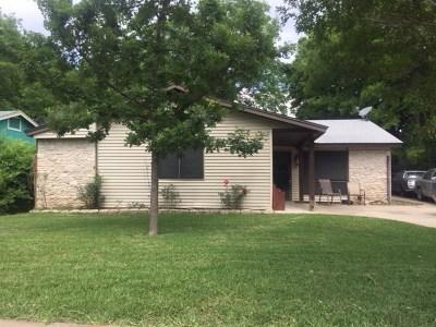 Austin Single Family Home For Sale: 9604 N Creek Dr