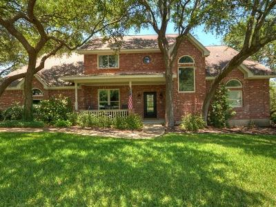 Georgetown Single Family Home Pending - Taking Backups: 310 S Ridge Cir