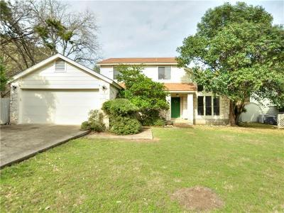 Wimberley Single Family Home Pending - Taking Backups: 31 Brookhollow Dr