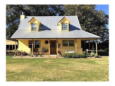 Smithville Single Family Home Pending - Taking Backups: 1502 Pecan Shores Dr
