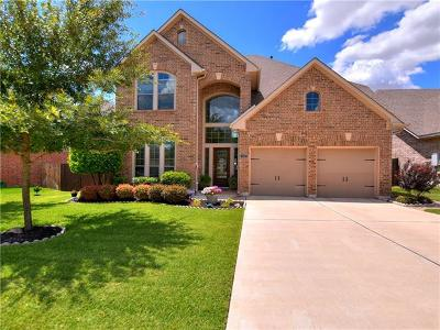 Hutto Single Family Home For Sale: 1621 Augusta Bend Dr