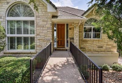 Austin Single Family Home For Sale: 3100 Point O Woods