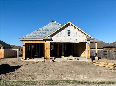 Pflugerville Single Family Home For Sale: 728 Coltrane Dr