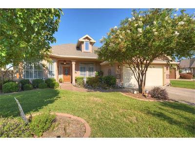 Georgetown Single Family Home For Sale: 30409 Anika Cv