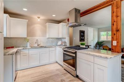 Hays County, Travis County, Williamson County Single Family Home Pending - Taking Backups: 1111 Lily Ter