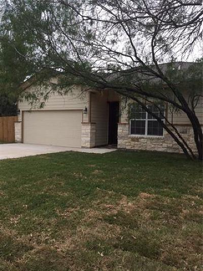 Bastrop Single Family Home Pending - Taking Backups: 119 W Pauwela Ln